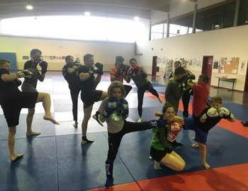 Club de Boxe - Savate